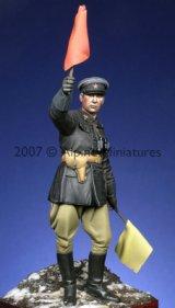 Alpine Miniatures[AM16002]WW2 Russian Officer