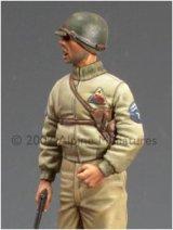 Alpine Miniatures[AM35009]WW2 US Tank Crew #1
