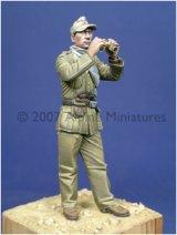 Alpine Miniatures[AM35017]DAK Panzer NCO