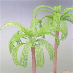 Листья пальмы из ткани своими руками