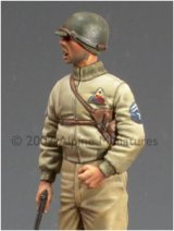 Alpine Miniatures[AM35009]WW2 US Tank Crew #1