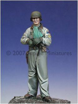 Photo4: Alpine Miniatures[AM35010]WW2 US Tank Crew #2