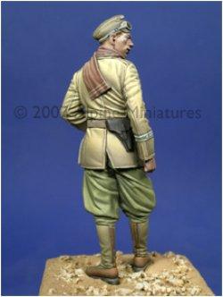 Photo2: Alpine Miniatures[AM35016] DAK Panzer Officer