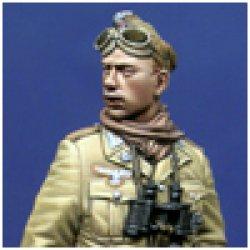 Photo5: Alpine Miniatures[AM35016] DAK Panzer Officer