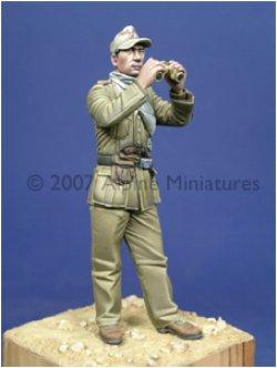 Photo1: Alpine Miniatures[AM35017]DAK Panzer NCO
