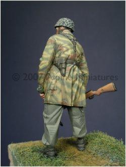 Photo2: Alpine Miniatures[AM35021]German Paratrooper