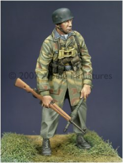 Photo3: Alpine Miniatures[AM35021]German Paratrooper