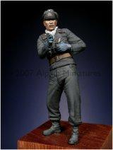 Alpine Miniatures[AM35026]Early WW2 Panzer Officer