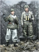 Alpine Miniatures[AM35039]WW2 Russian Tank Commander