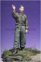Alpine Miniatures[AM35043]SS Panzer Recon Crew