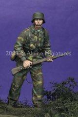 Alpine Miniatures[AM35061]12 SS Grenadier