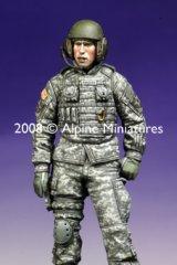 Alpine Miniatures[AM35070]Modern US AFV Crew #2