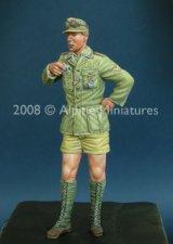 Alpine Miniatures[AM35072]German DAK Panzer Crew #1