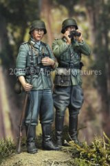 Alpine Miniatures[AM35083]German Infantry Set (2 Figures)