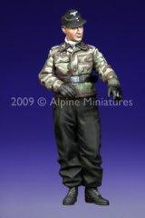 Alpine Miniatures[AM35087]German Panzer Commander