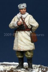 Alpine Miniatures[AM35090]WW2 Russian AFV Crew #1