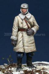 Alpine Miniatures[AM35091]WW2 Russian AFV Crew #2