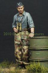 Alpine Miniatures[AM35100]German Panzer Crew in Summer