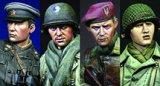 Alpine Miniatures[H6006]WW2 Allied Heads Set #2
