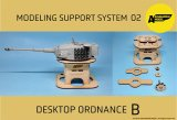 ASUNAROW MODEL[02]Desk top Ordnance B