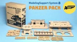 Photo1: ASUNAROW MODEL[08]Panzer Pack