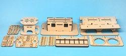 Photo2: ASUNAROW MODEL[08]Panzer Pack
