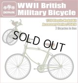 [Diopark][DP35010] 1/35 WWIIBritish Military Bicycle