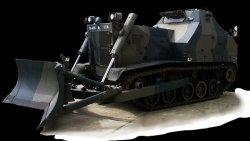 Photo1: Etokin Model[ETK3507] 1/35 JGSDF Type75 Armoured Dozer