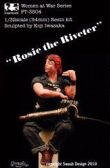 [Swash Design][FT-3504] 1/35 Rosie the riveter
