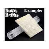 [Green Stuff World] [GSW07] Rolling Pin DUTCH Bricks
