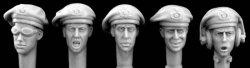 Photo1: Hornet[HGH07]独 WW2 戦車兵、ベレー帽(5種)