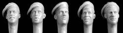 Photo1: Hornet[HQH04]英軍 40s、 50s スタイルベレー帽 (5種)
