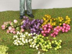 Photo1: Iroha[MS-006] Colorful Flower Set