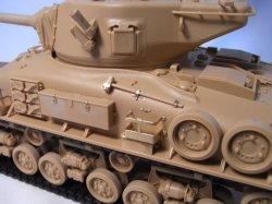 Photo4: [Passion Models] [P35-081] M51 Super Sherman PE set for Tamiya