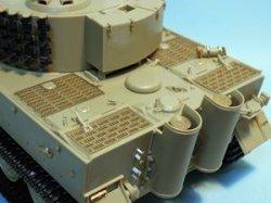Photo3: [Passion Models] [P35-085B] Tiger I Mid./Late Type Tanmiya kits