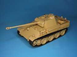 Photo2: [Passion Models] [P35-099]Panther Ausf.G PE set for TAMIYA MM 35170/35174/35176/35203