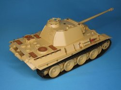 Photo3: [Passion Models] [P35-099]Panther Ausf.G PE set for TAMIYA MM 35170/35174/35176/35203