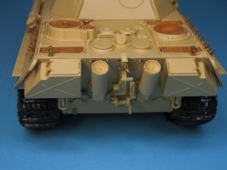 Photo4: [Passion Models] [P35-100]Panther Ausf.G PE set for TAMIYA MM 35170/35174/35176