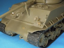 Photo2: [Passion Models] [P35-120] 1/35 M4A3E8 Sherman PE set