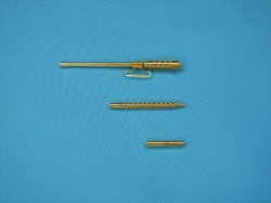 Photo4: [Passion Models] [P35-127] 1/35 M2 Cal.50/M1919 barrel set
