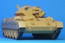 Photo3: [Passion Models] [P35-137] 1/35 CRUSADER Mk.I Mk.II Mk.III PE Set [TAMIYA MM37025,ITALERI 6432/6385]
