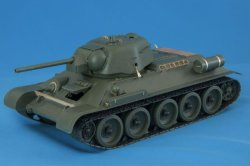 Photo2: [Passion Models] [P35-151]1/35 T34 series PE set [For TAMIYA MM35049,35059,35072,35093,35138,35149]