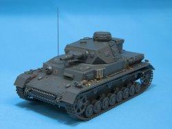 Photo2: [Passion Models] [P35-163] 1/35 Pz.Kpfw.IV Ausf.F PE SET