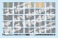 [Passion Models] [P35D-010]1/35 German Military Arm Band Decal Set
