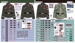 Photo3: [Passion Models] [P35D-011]1/35 Tank Crew Decal German military