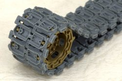 Photo1: [Raupen Modell]  [35-003]1/35 JGSDF TYPE10 MBT Workable Tracks Contract1