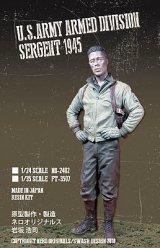 [Swash Design][FT-3507]] 1/35 U.S.Army Armed Division Sergent 1945