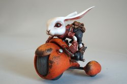 Photo1: [Swash Design][SCS03]Honey Bunny & Jumping Star
