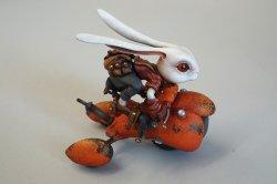 Photo2: [Swash Design][SCS03]Honey Bunny & Jumping Star