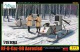 [Vision Models][VM-35003] 1/35 RF-8-Gaz-98 Aerosled